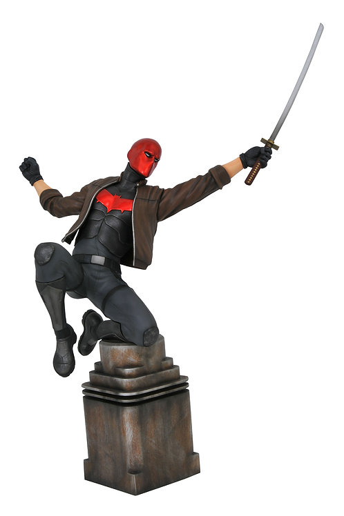 DC COMICS GALLERY RED HOOD (ESTÁTUA)