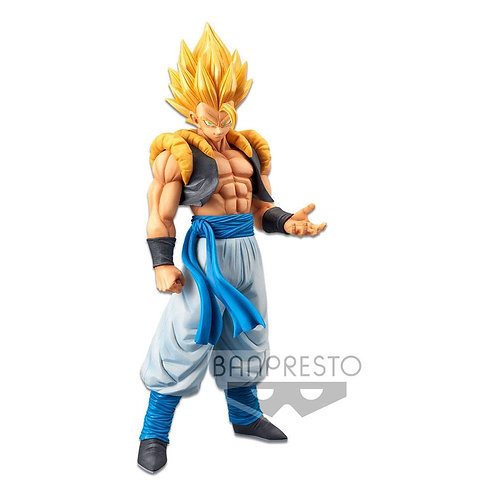DRAGON BALL SUPER GRANDISTA NERO GOGETA (ESTÁTUA)