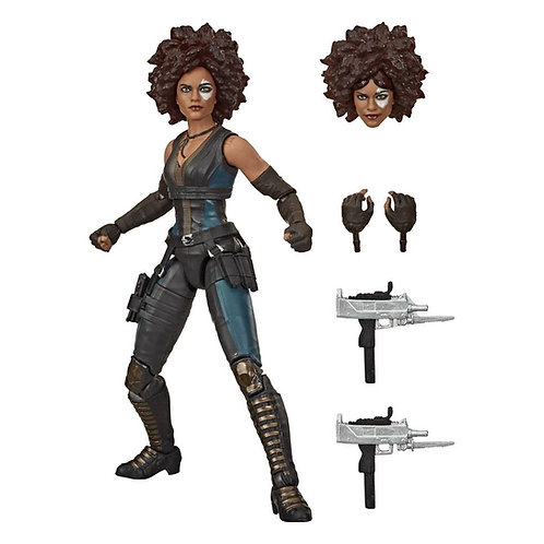 DEADPOOL MARVEL LEGENDS 2020 DOMINO (ACTION FIGURE)