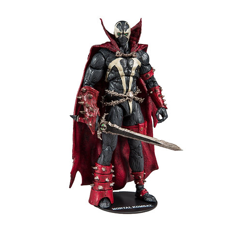 MORTAL KOMBAT 11 SPAWN (ACTION FIGURE)