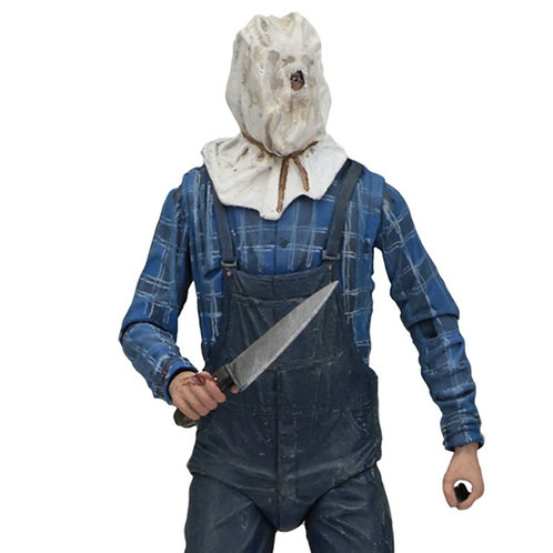 FRIDAY THE 13TH PART 2 ULTIMATE JASON (ACTION FIGURE)