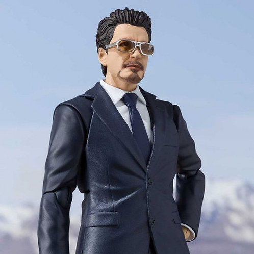 IRON MAN SH FIGUARTS TONY STARK (ACTION FIGURE)