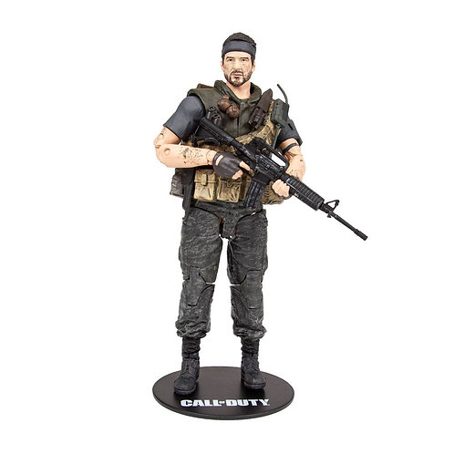 CALL OF DUTY BLACK OPS 4 FRANK WOODS (ACTION FIGURE)