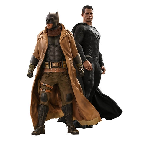 ZACK SNYDER'S JUSTICE LEAGUE 2 PACK KNIGHTMARE BATMAN & SUPERMAN (ACTION FIGURE)