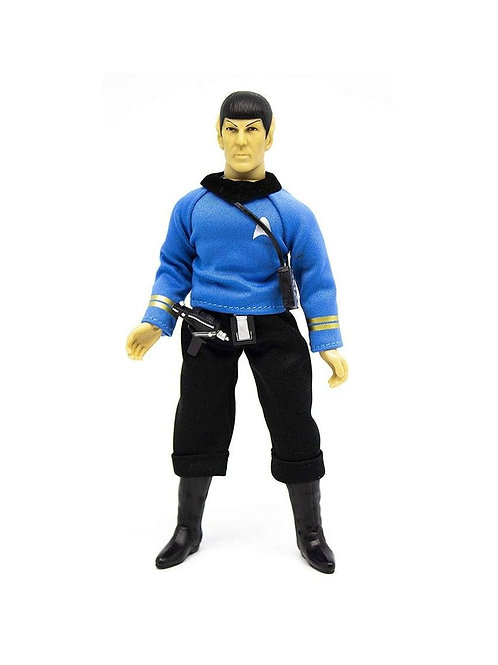 STAR TREK MR. SPOCK THE TROUBLE WITH TRIBLES (ACTION FIGURE)