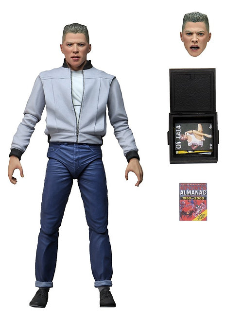 BACK TO THE FUTURE ULTIMATE BIFF TANNEN (ACTION FIGURE)