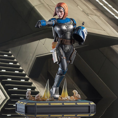 STAR WARS THE CLONE WARS PREMIER COLLECTION BO KATAN (ESTÁTUA)