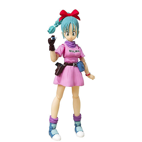 DRAGON BALL SH FIGUARTS BULMA (ACTION FIGURE)