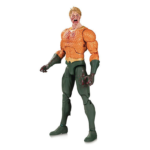 DC ESSENTIALS AQUAMAN DCEASED (ACTION FIGURE)