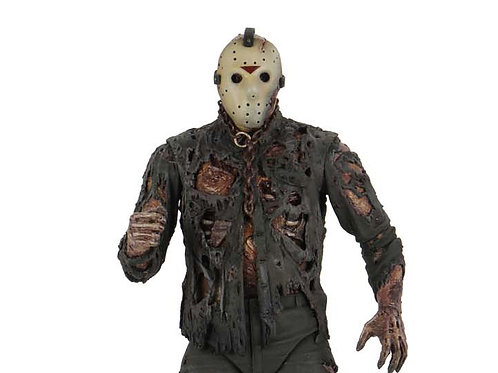 FRIDAY TH 13TH PART 7 ULTIMATE JASON (ACTION FIGURE)