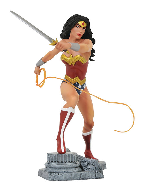 DC COMICS GALLERY WONDER WOMAN LASSO COMIC (ESTÁTUA)