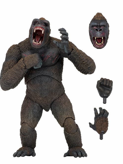 KING KONG (ACTION FIGURE)