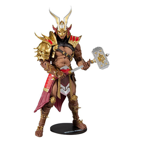 MORTAL KOMBAT SHAO KHAN (ACTION FIGURE)