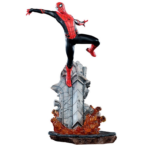 MARVEL SPIDER-MAN FAR FROM HOME BDS ART SCALE SPIDER-MAN (ESTÁTUA)