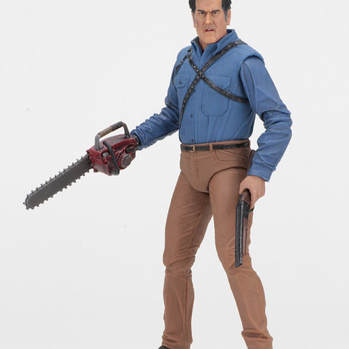 ASH VS EVIL DEAD ULTIMATE ASH (ACTION FIGURE)