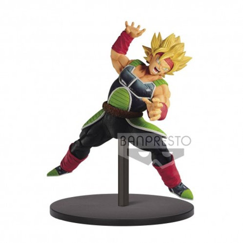 DRAGON BALL SUPER CHOSENSHIRETSUDEN SUPER SAIYAN BARDOCK (ESTÁTUA)