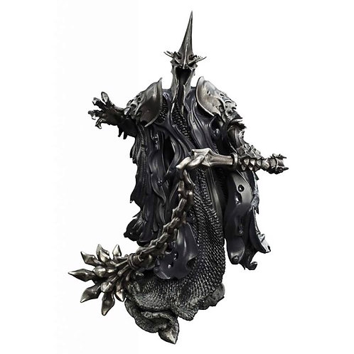 LORD OF THE RINGS MINI EPICS VYNIL THE WITCH KING (ESTÁTUA)