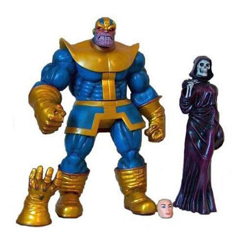 MARVEL SELECT THANOS (ACTION FIGURE)