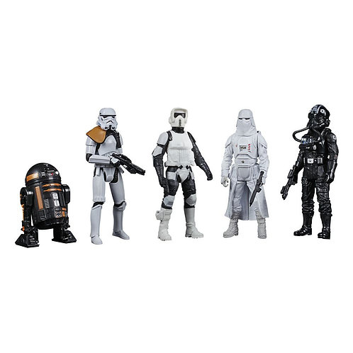 STAR WARS CELEBRATE THE SAGA 5 PACK GALACTIC EMPIRE (ACTION FIGURE)