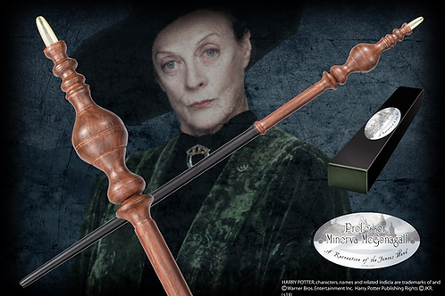 HARRY POTTER VARINHA PROFESSOR MINERVA MCGONAGALL