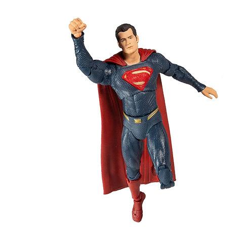 DC JUSTICE LEAGUE MOVIE SUPERMAN BLUE & RED SUIT (ACTION FIGURE)