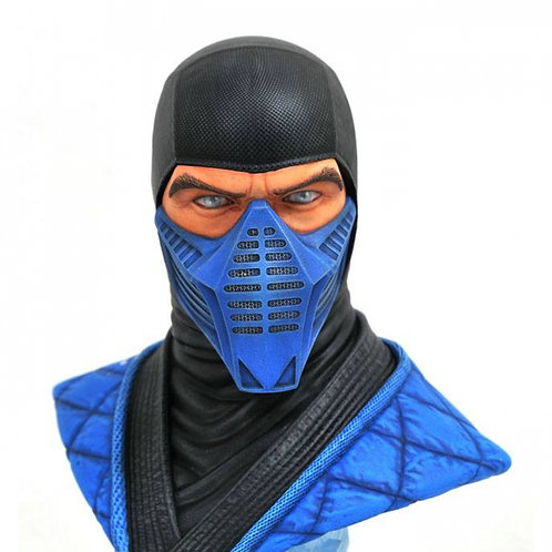 MORTAL KOMBAT 11 LEGENDS SUB-ZERO (BUSTO)