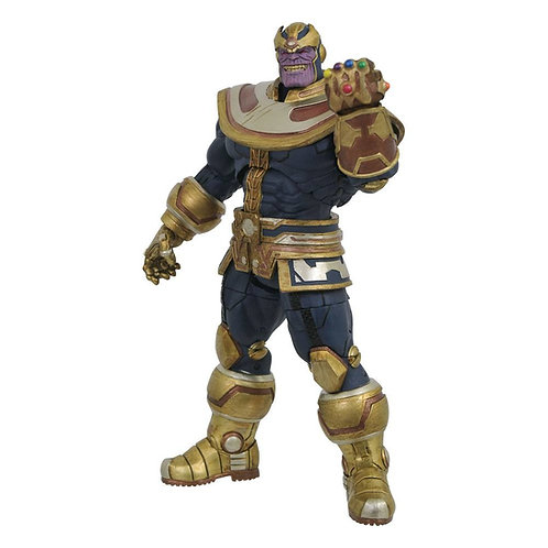 MARVEL SELECT PLANET THANOS INFINITY (ACTION FIGURE)