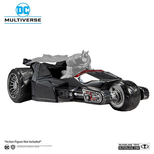 DARK KNIGHT METAL VEHICLE BAT-RAPTOR (ACTION FIGURE)