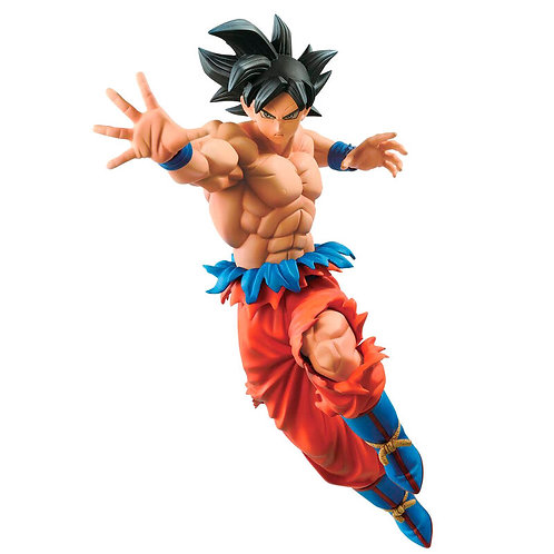 DRAGON BALL SUPER SON GOKU BATTL ULTRA INSTINCT SIGN (ESTÁTUA)