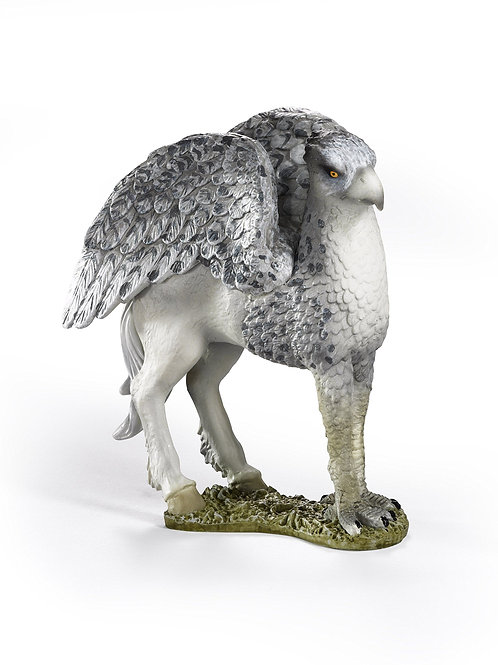HARRY POTTER MAGICAL CREATURES BUCKBEAK (ESTÁTUA)