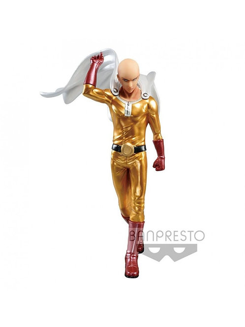 ONE PUNCH MAN DXF SAITAMA METALIC COLOR (ESTÁTUA)