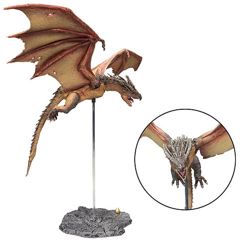 HARRY POTTER HUNGARIAN HORNTAIL (ACTION FIGURE)