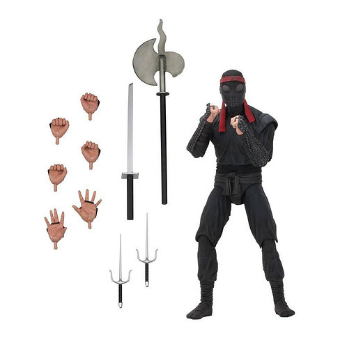 TMNT FOOT SOLDIER BLADED (ACTION FIGURE)