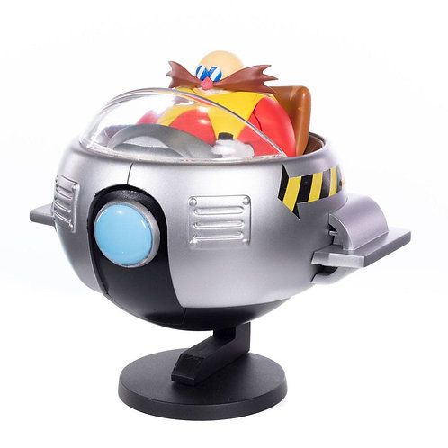 SONIC THE HEDGEHOG BOOM8 SERIES V8 DR. EGGMAN (MINI FIGURA)