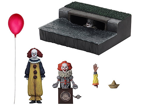 STEPHEN KING'S IT 2017 ACCESSORY PACK FOR ACTION FIGURES MOVIE ACCESSORY PACK