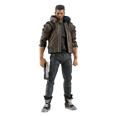 CYBERPUNK 2077 FIGMA MALE V (ACTION FIGURE)