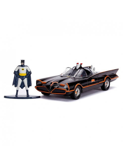 DC COMICS BATMAN TV SERIES BATMOBILE CLASSIC 1966