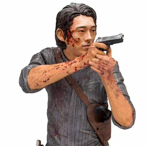 THE WALKING DEAD TV VERSION DELUXE GLENN LEGACY EDITION (ACTION FIGURE)