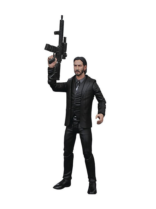 JOHN WICK CHAPTER 2 SELECT (ACTION FIGURE)