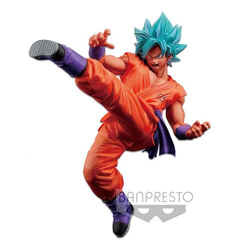 DRAGON BALL SUPER SON GOKU FES SUPER SAIYAN GOD SUPER SAIYAN GOKU (ESTÁTUA)
