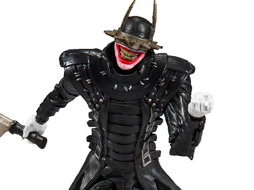 DC COMICS DARK NIGHTS THE BATMAN WHO LAUGHS (ACTION FIGURE)