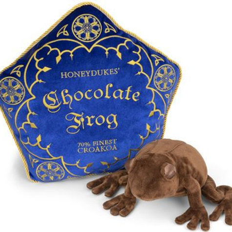 HARRY POTTER CHOCOLATE FROG (PELUCHE)