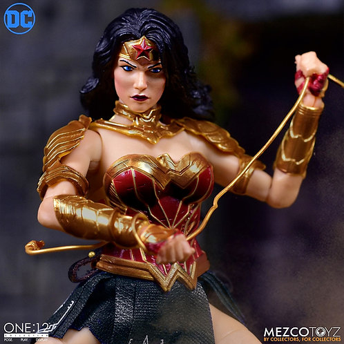 DC COMICS WONDER WOMAN (ACTION FIGURE)