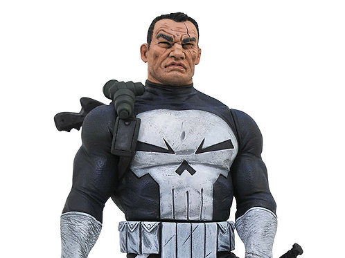 MARVEL COMICS GALLERY THE PUNISHER (ESTÁTUA)