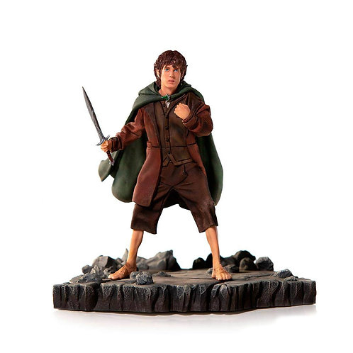 LORD OF THE RINGS BDS ART SCALE FRODO (ESTÁTUA)