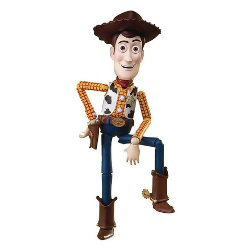 DISNEY TOY STORY DYNAMIC HEROES WOODY (ACTION FIGURE)