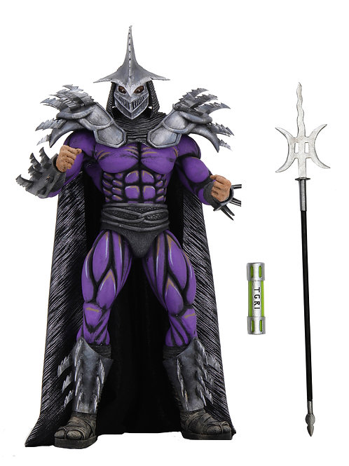 TMNT DELUXE SUPER SHREDDER (ACTION FIGURE)