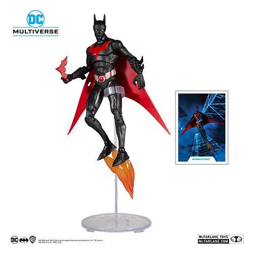 DC MULTIVERSE BATMAN - BATMAN BEYOND (ACTION FIGURE)