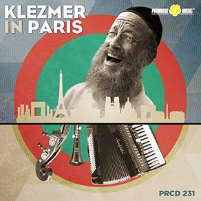 Stefano Corradi e Xilo Ensemble - Klezmer in Paris