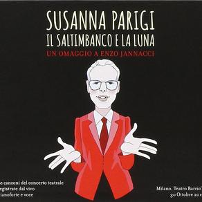 Susanna Parigi - Il saltimbanco e la luna